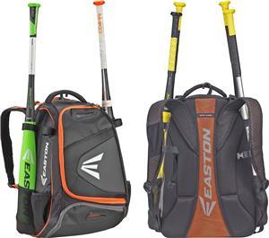 e541008d6d5 Easton E500P Baseball Bat Backpacks (Holds 4 Bats) - Baseball Equipment    Gear