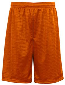 "Badger Mesh/Tricot 11"" Athletic Shorts"