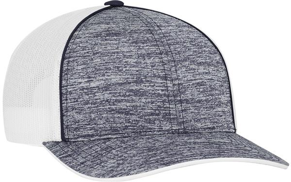 Pacific Headwear Aggressive Heather Mesh Cap  005f4648770