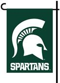 Collegiate Michigan State 2-Sided Garden Flag