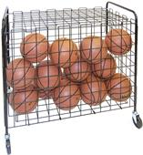 Athletic Specialty Wire Mesh Ball Carts