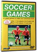 SLS Soccer Games for Ages 5 to 12 (2-DVDs) Videos