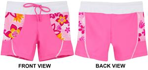 515f19db0fc Tuga Swimwear Girls Tropical Punch Swim Shorts - Swimming Equipment ...