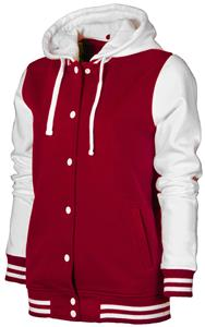 Baw Ladies Letterman Varsity Jacket