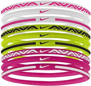 watch f517c a422a NIKE Elastic Hairbands 2.0 (9 pack)