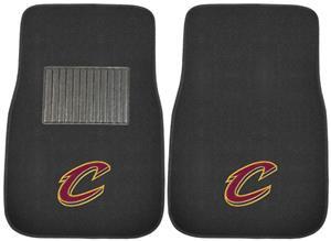 Fan Mats NBA Cavaliers Embroidered Car Mats (set)