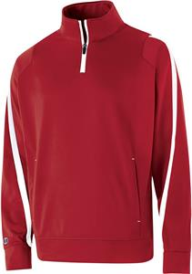 Holloway Adult Youth Determination Pullover Jacket. Decorated in seven days or less.
