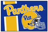 Fan Mats NCAA Univ. of Pittsburgh Starter Mat