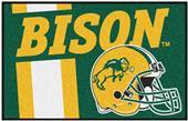 Fan Mats NCAA North Dakota State Starter Mat