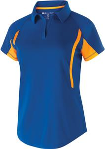 Holloway Ladies Avenger Short Sleeve Polo. Embroidery is available on this item.