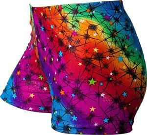 Gem Gear Compression Pretty Cosmo Spandex Shorts
