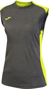 Joma Womens Campus II Sleeveless Jersey. Printing is available for this item.