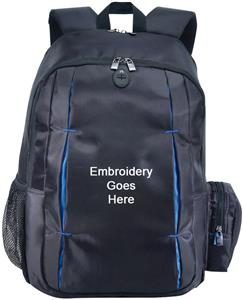 Golden Pacific Successor Backpack. Embroidery is available on this item.