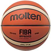 Molten X-Series 2 Tone Top Leather Basketballs