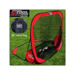 Rawlings 5 Tool Baseball Training 7x7 Pop Up Net