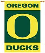 "BSI College Oregon Ducks 2-Sided 28""x40"" Banner"
