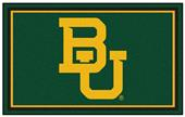 Fan Mats NCAA Baylor University 4'x6' Rug
