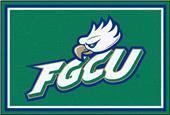 Fan Mats NCAA Florida Gulf Coast 5'x8' Rug