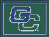 Fan Mats NCAA Georgia College 8'x10' Rug