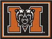 Fan Mats NCAA Mercer University 8'x10' Rug