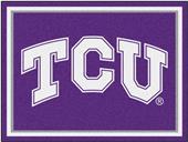 Fan Mats NCAA Texas Christian Univ. 8'x10' Rug