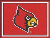 Fan Mats NCAA University of Louisville 8'x10' Rug