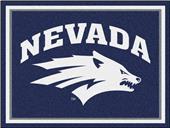 Fan Mats NCAA University of Nevada 8'x10' Rug