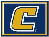 Fan Mats NCAA Tennessee Chattanooga 8'x10' Rug