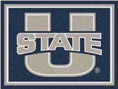 Fan Mats NCAA Utah State University 8'x10' Rug