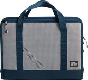 Sailorbags Silver Spinnaker Utility Case Bag. Embroidery is available on this item.