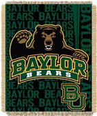 Northwest Baylor Double Play Jaquard Throw