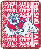 Northwest Fresno State Double Play Jaquard Throw