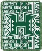 Northwest Hawaii Double Play Jaquard Throw