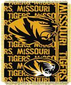 Northwest Missouri Double Play Jaquard Throw