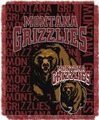 Northwest Montana Double Play Jaquard Throw