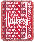 Northwest Nebraska Double Play Jaquard Throw