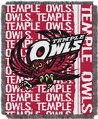 Northwest Temple Double Play Jaquard Throw
