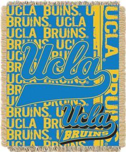 Northwest UCLA Double Play Jaquard Throw