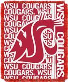 Northwest Washington St. Double Play Jaquard Throw
