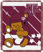 Northwest Texas A&M Fullback Baby Jacquard Throw