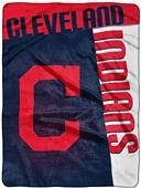 Northwest MLB Indians Strike Raschel Throw