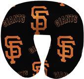 Northwest MLB Giants Beaded Neck Pillow