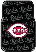 Northwest MLB Reds Car Floor Mat Set