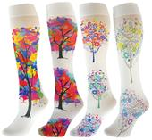 Nouvella Forest Collection Trouser Sock