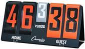 Champion Sports Deluxe Tabletop Flip-A-Score