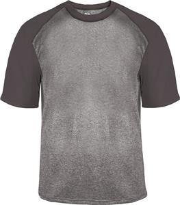 Badger Sport Adult Tonal Sport Heather Tee