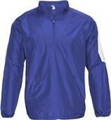Badger Adult/Youth Sideline Long Sleeve Pullover