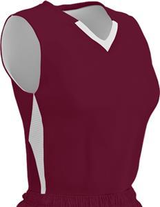 b1b39e3d6d4 Champro Women Post-Up Reversible Basketball Jersey - Basketball ...