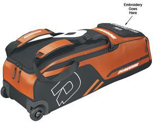 b9083ef23c Demarini Momentum Wheeled Custom Baseball Bag - Baseball Equipment ...