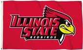 Collegiate Illinois State 3'x5' Flag w/Grommets